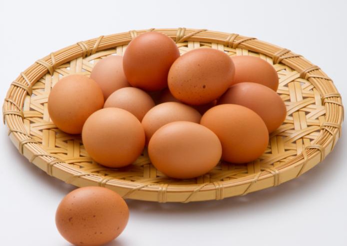 産み分けで女の子を妊娠するための食べ物ー卵